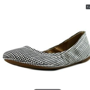 Lucky Brand Shoes - Lucky Brand Emmie Grid Flats